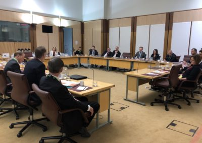 Canberra Breakfast Roundtable 2