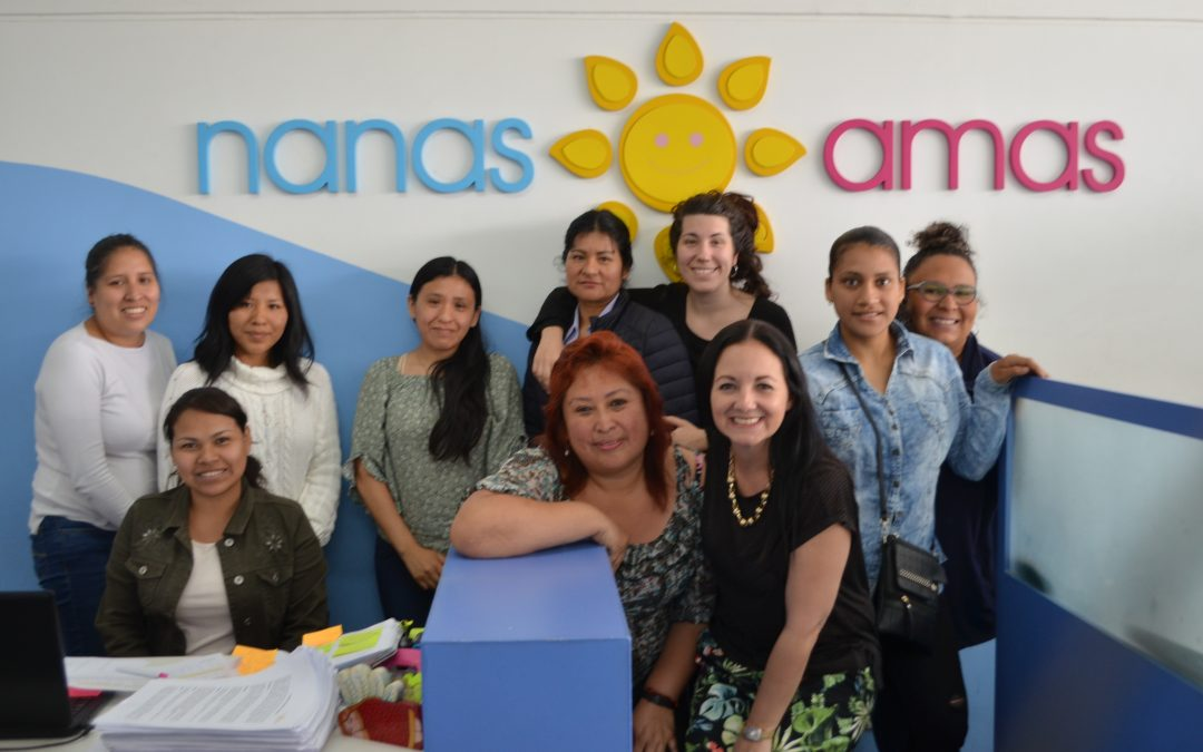 Nanas & Amas is Using Digital Tools to Stay Optimistic During COVID-19